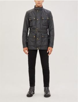 Trialmaster Waxed Cotton Jacket by Belstaff