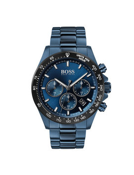 Boss Hero Sport Lux Blue Ion Plated Men's Watch by Beaverbrooks