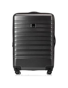 Silver 'horizon' Medium 4 W Expandable Suitcase by Tripp
