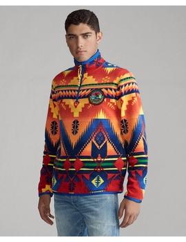 Southwestern Fleece Pullover by Ralph Lauren