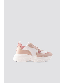 Pastel Chunky Trainers Flerfärgad by Na Kd Shoes