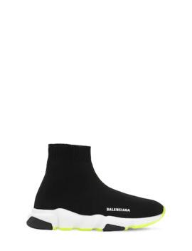 Knit Sock Sneakers by Balenciaga