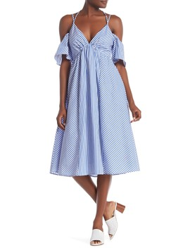 skylar-striped-dress by line-&-dot