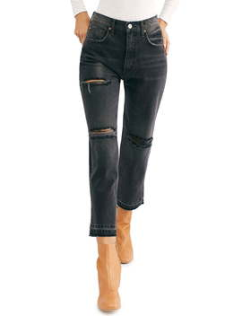 lita-crop-straight-leg-jeans by free-people