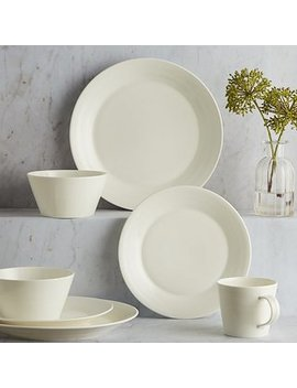 Royal Doulton White 1815 16 Piece Dinnerset by Dunelm