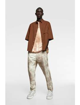 Short Sleeve Shirt Streetman Cornershops by Zara