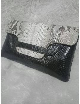 Night Python Bag by Etsy