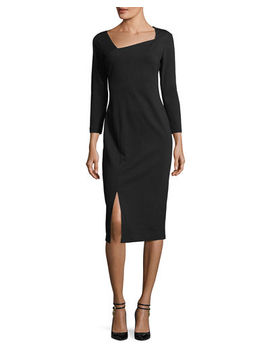 Lafayette 148 New York Shia Punto Milano Sheath Dress by Lafayette 148 New York