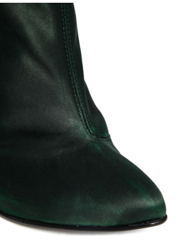Miista Amaya Heeled Ankle Boots by Miista