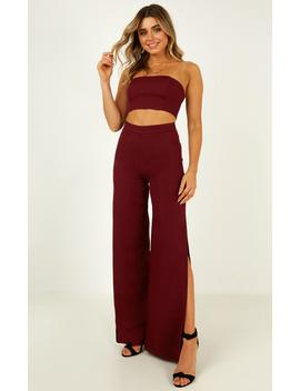 im-the-one-two-piece-set-in-wine by showpo-fashion