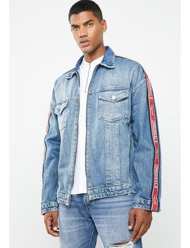 Earl Oversized Jacket   Blue by Jack & Jones