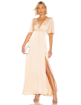 Here Comes The Sun Maxi Dress by The Jetset Diaries