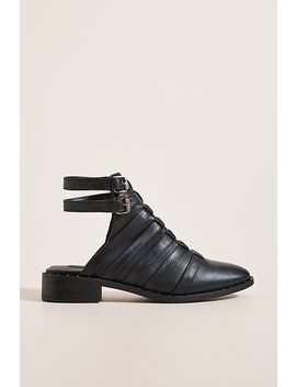 Steven By Steve Madden Buckled Ankle Booties by Steven By Steve Madden