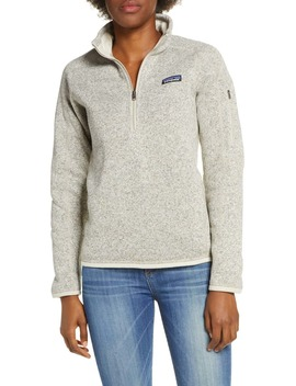 'better Sweater' Quarter Zip Jacket by Patagonia