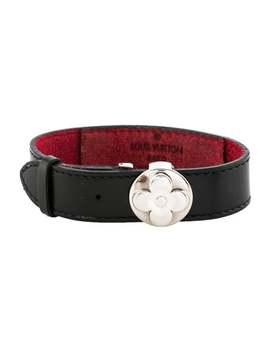 Epi Wish Bracelet by Louis Vuitton