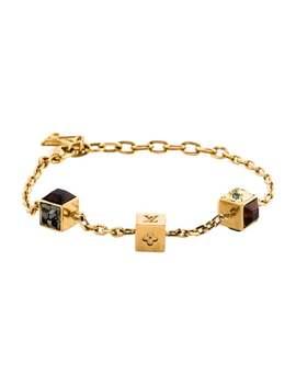 Crystal Gamble Bracelet by Louis Vuitton
