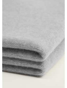 100 Percents Cashmere Scarf by Mango