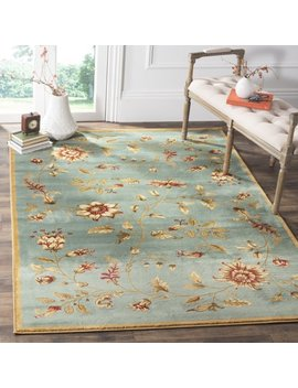 Safavieh Lyndhurst Milo Floral Border Area Rug Or Runner by Safavieh