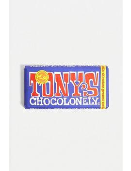 Tony's Chocolonely Dark Milk Chocolate Pretzel Toffee Bar by Tony's Chocolonely