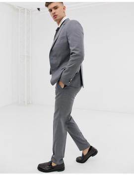 Tommy Hilfiger   Pantalon De Costume Slim Uni by Tommy Hilfiger