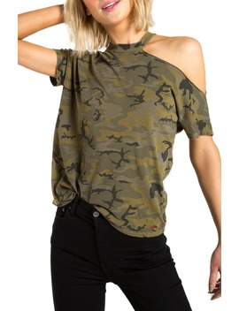 Flamingo Camo Tee by N:Philanthropy