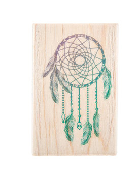 Dreamcatcher Rubber Stamp by Hobby Lobby