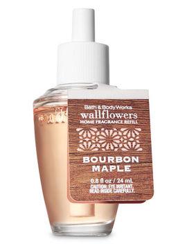 Bourbon Maple   Wallflowers Fragrance Refill    by Bath & Body Works