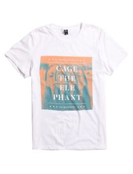 Cage The Elephant Tell Me I'm Pretty T Shirt New Licensed & Official by Cage The Elephant