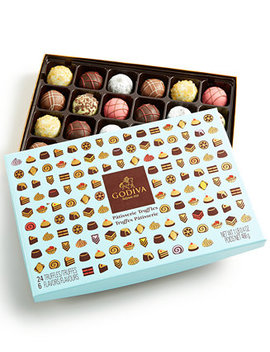 24 Pc. Patisserie Truffles Gift Box by General