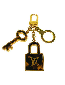 Authentic Louis Vuitton Bijoux Sac Insolence Bag Charm Key Holder M65844 Ak27417 by Louis Vuitton