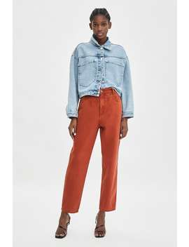 Mom Jeans View All Jeans Sale Woman by Zara