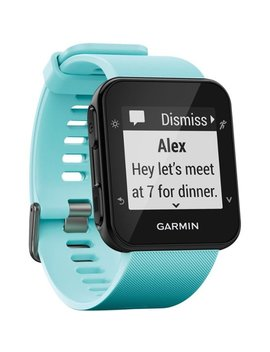 Forerunner 35 Gps Watch   Frost Blue by Garmin