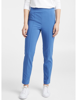Structured Slim Fit Pant by Contemporaine