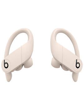 Beats By Dr. Dre Powerbeats Pro In Ear Truly Wireless Headphones   Ivory by Best Buy