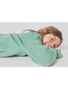 Sweater BÁsico Textura Ver Tudo Malha Menina by Zara