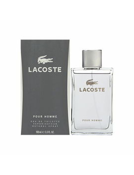 Lacoste Pour Homme Cologne For Men 100ml Edt Spray by Lacoste