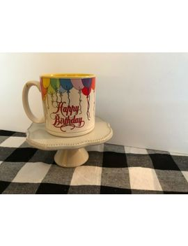 Happy Birthday Coffee Mug by Ebay Seller
