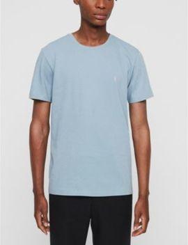 Cooper Slim Fit Cotton Jersey T Shirt by Allsaints