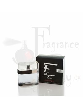 Salvatore Ferragamo ''f Black'' M 100ml Boxed by Salvatore Ferragamo