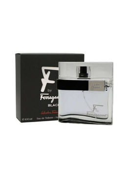 F By Salvatore Ferragamo Black Pour Homme Eau De Toilette 100ml by Salvatore Ferragamo