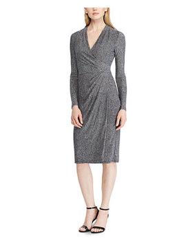 Jersey Long Sleeve Dress by General