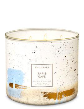 Paris Café\N\N\N3 Wick Candle    by Bath & Body Works