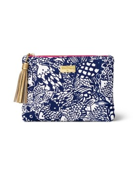 Upstream Clutch   Lilly Pulitzer For Target Navy by Lilly Pulitzer For Target Navy