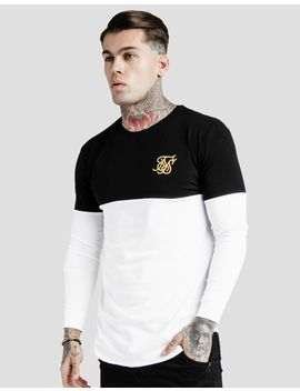 Sik Silk Long Sleeve T Shirt by Sik Silk