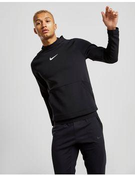 Nike Nike Pro Men's Pullover Fleece Hoodie by Nike