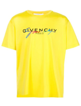 Signature Logo T Shirt by Givenchy