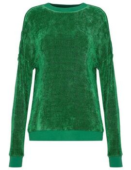 Chenille Sweater by Tibi