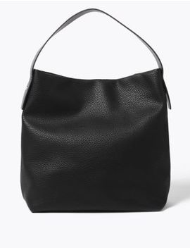 Slouch Hobo Bag by Marks & Spencer