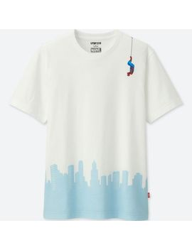 Utgp Marvel Ut (Short Sleeve Graphic T Shirt) by Uniqlo