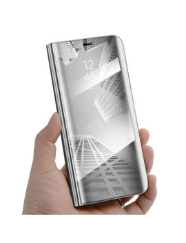 Flip Smart Case For Huawei P20 Pro/Lite/Plus 2018 Clear View Mirror Stand Cover by Ebay Seller